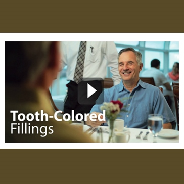 About Tooth-Colored Fillings